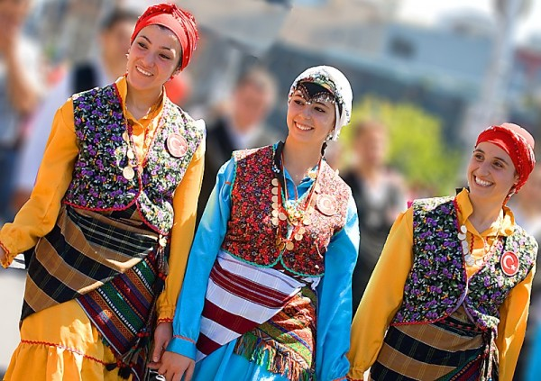 Three Turkish Women