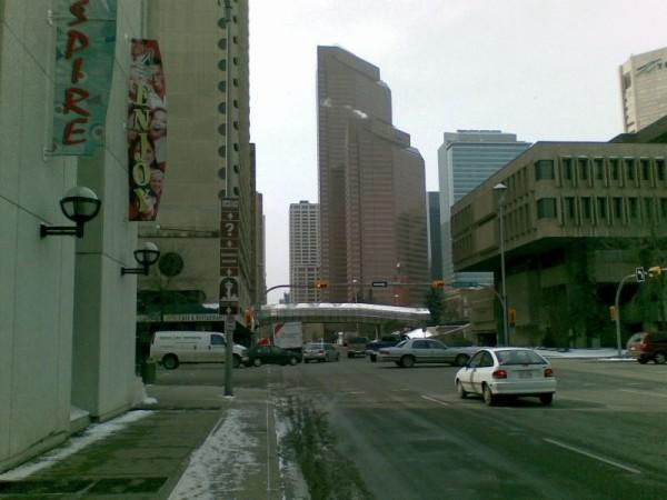 6th Avenue Calgary