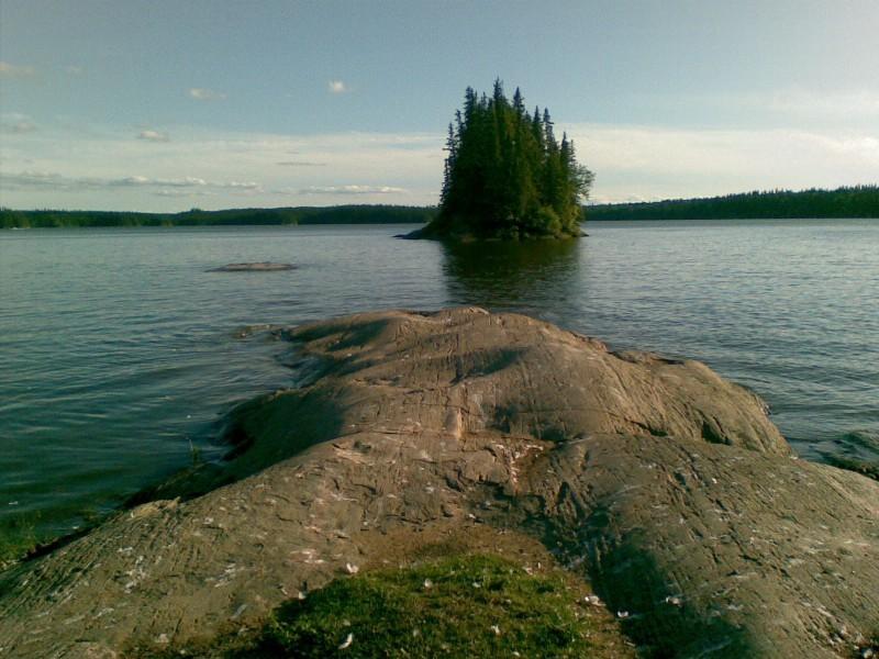 Paint Lake, MB