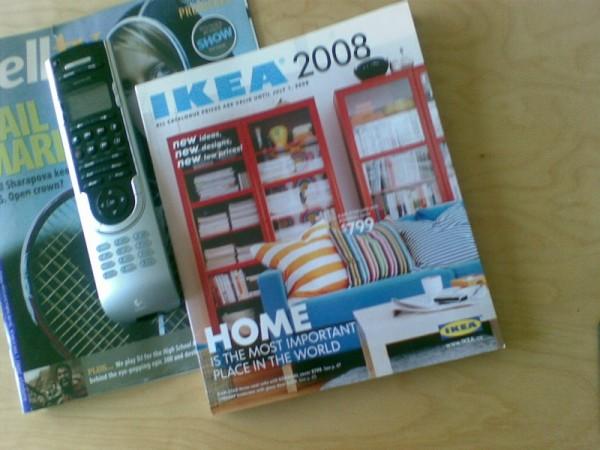 2008 Ikea catalogue