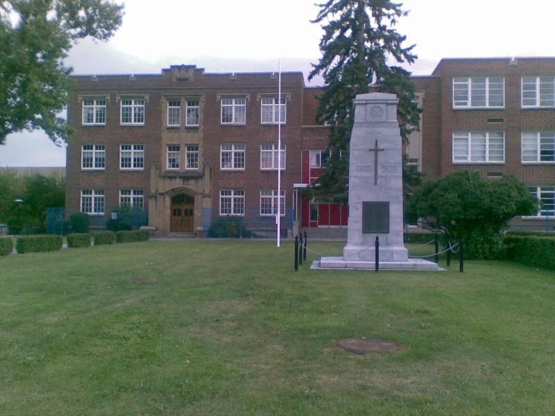 Western Canada High School