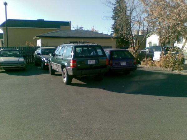 Double Double Parking
