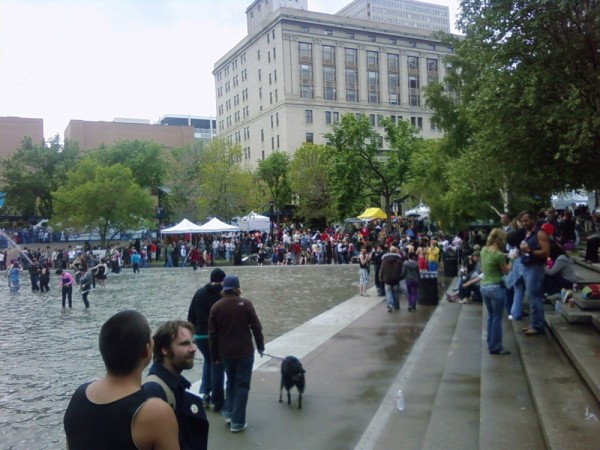 Pride 2008 Street Festival
