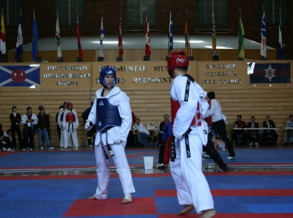 TKD Senior National Team Trials