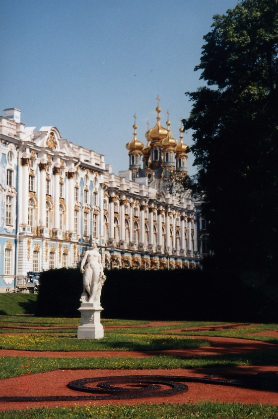 Catherine the Great's Summer Palace