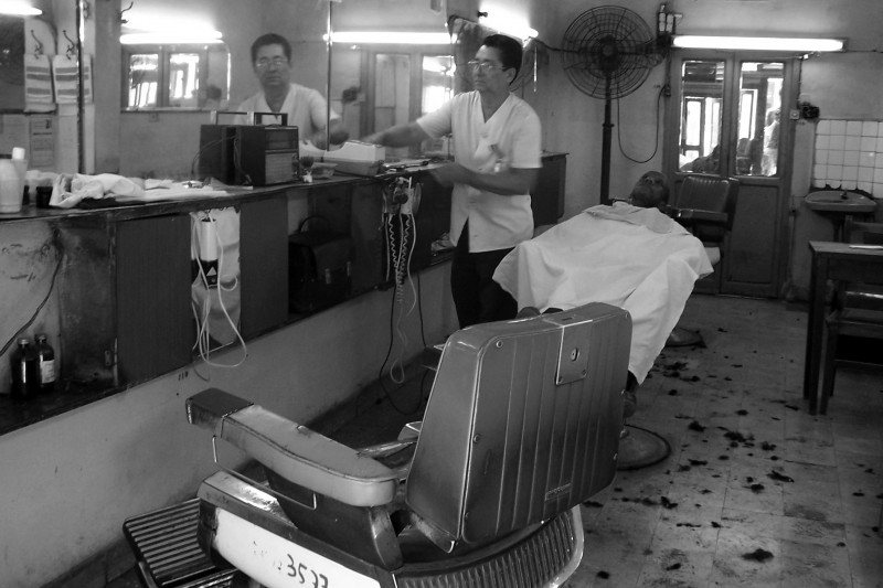 barbers, santiago de cuba