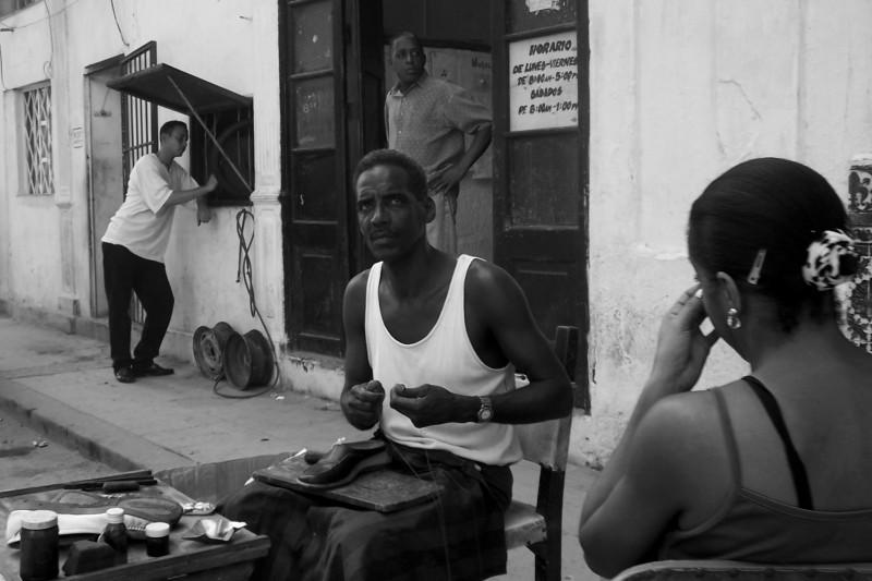street scene, Centro Habana, Cuba