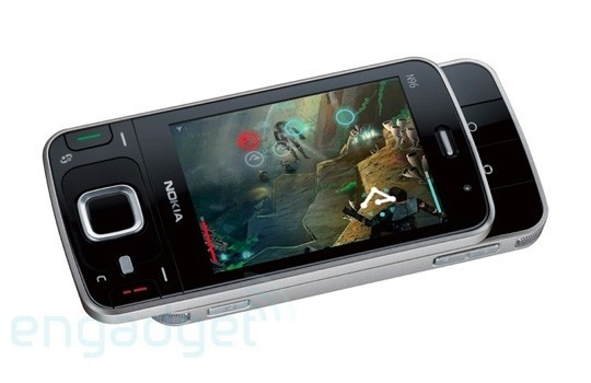 Nokia N96: 16GB