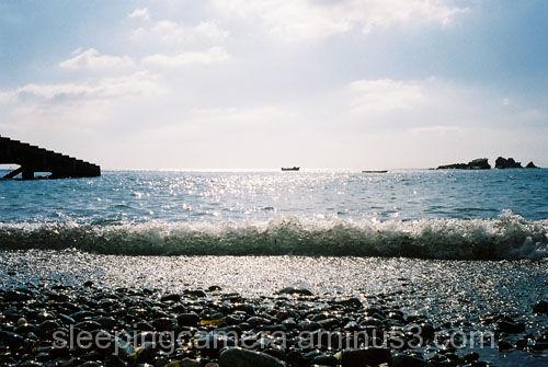 sea light sun water surf