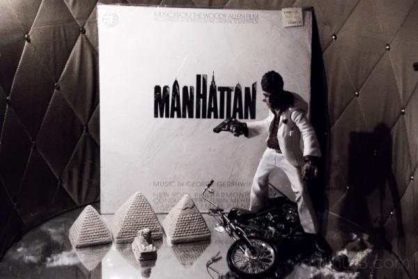 Scarface Takes Manhattan