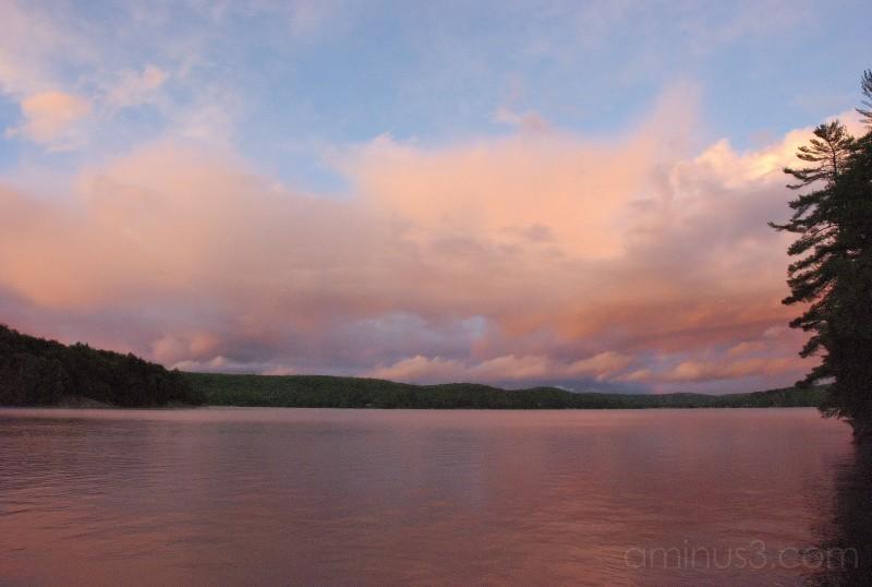 Infinite Sunsets.