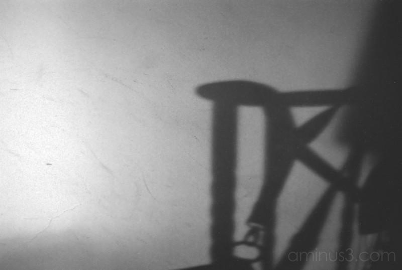 Shadowy Bannister