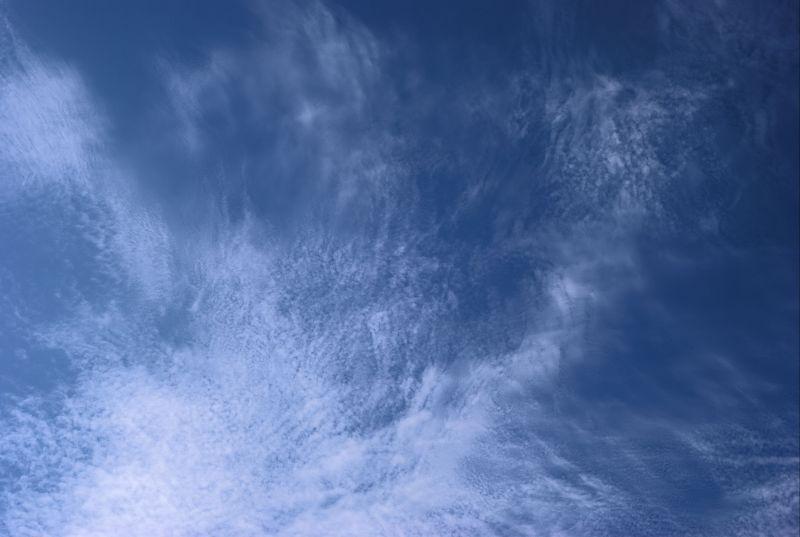 Light Cloud Cover