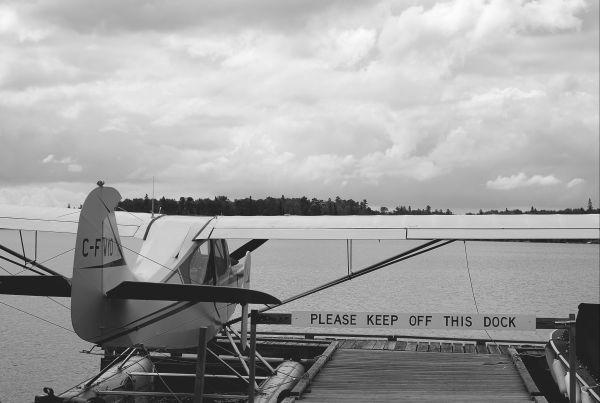 Keep Off Dock