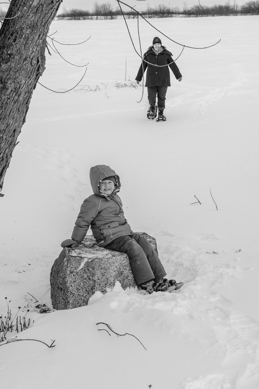Snow Poses