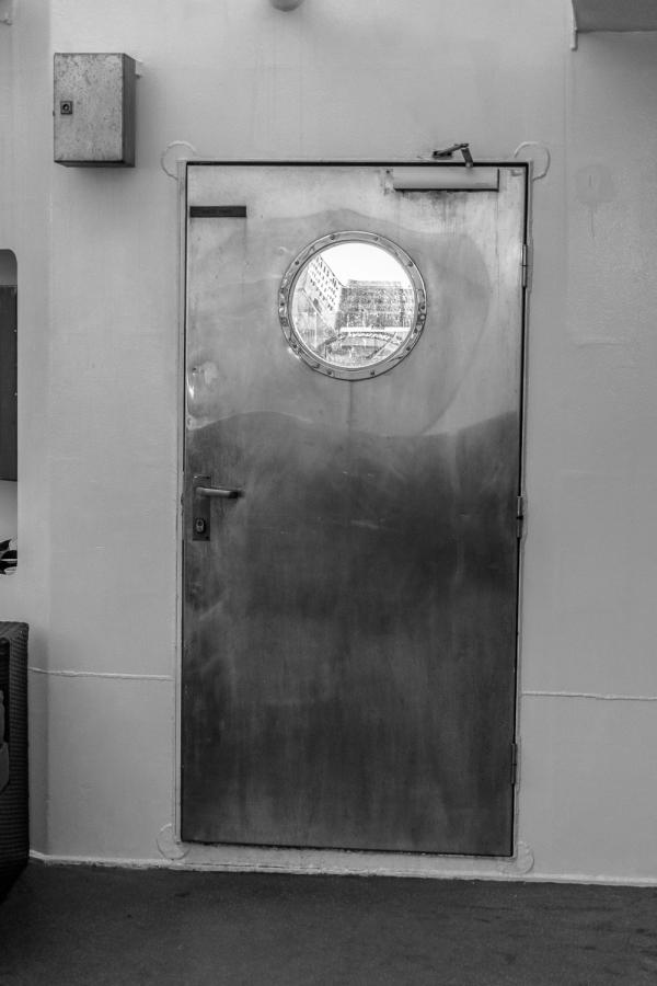 Service Door