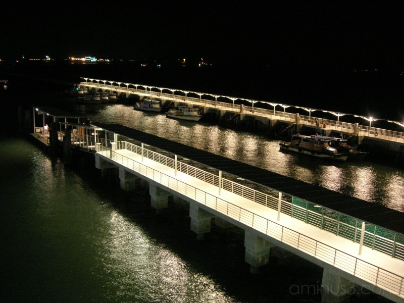 Marina Pier