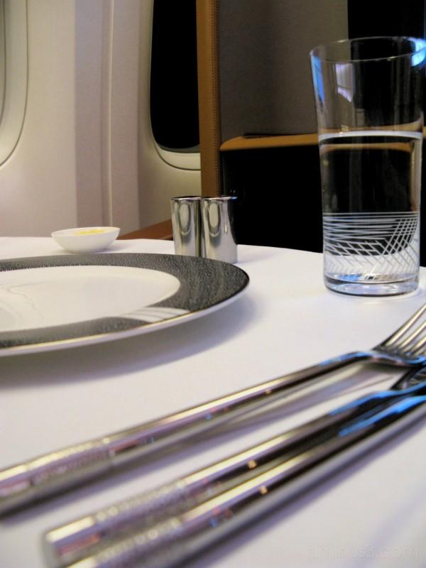 Dinner On-board