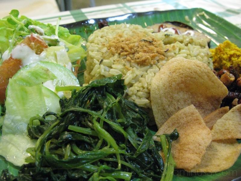Organic Nasi Lemak
