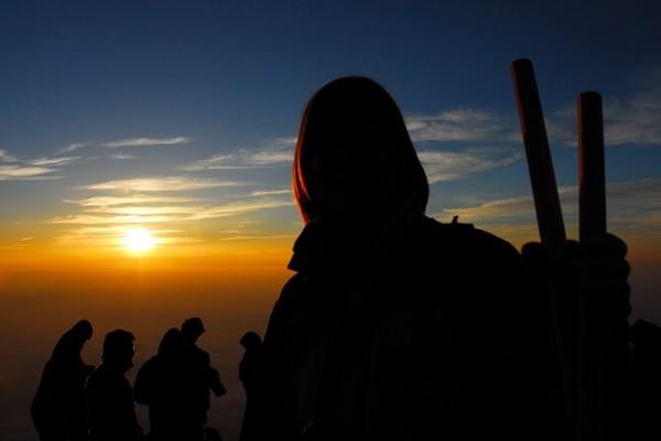 a special sun rise