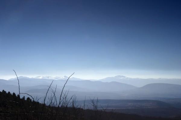 Vista de Somosierra