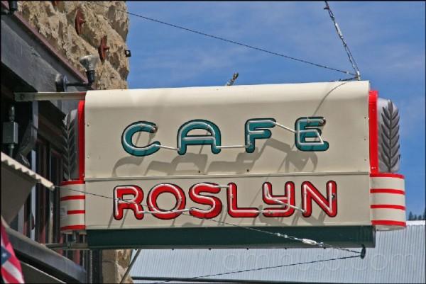 Cafe Roslyn
