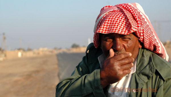 europos syria desert