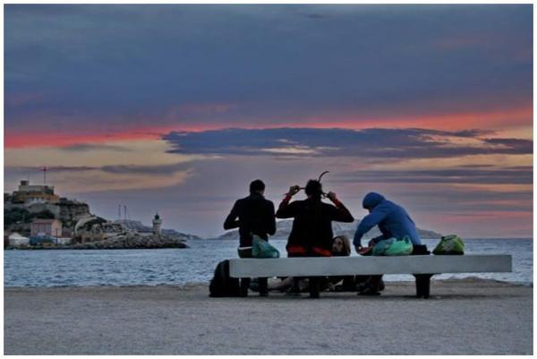 Marseille mooraha