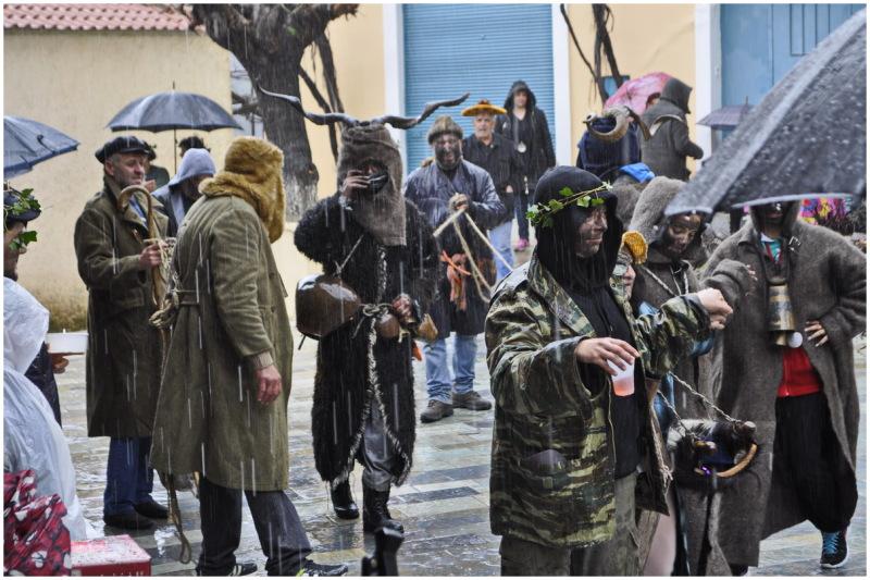greece kalamata  carnival spring