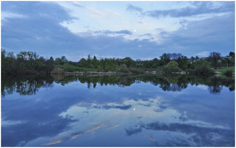 kharkiv ukraine water blue