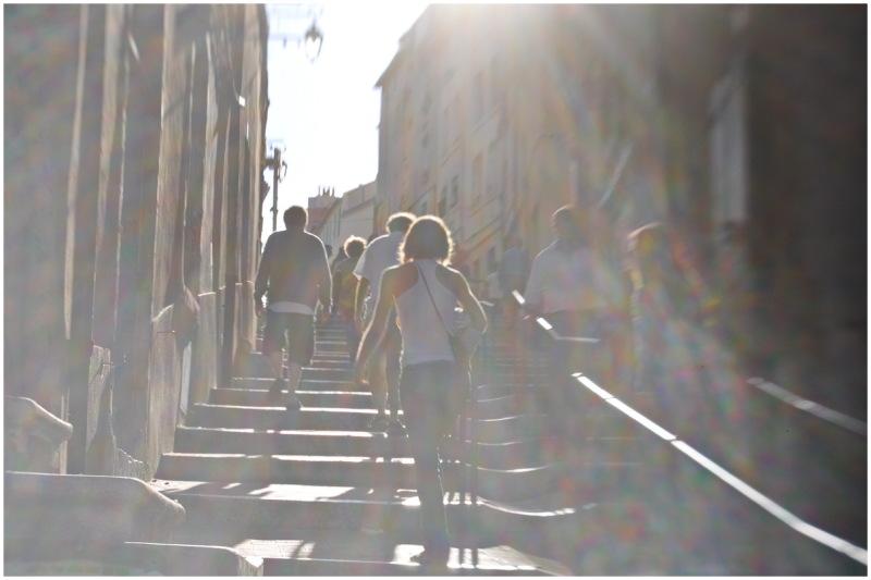 marseille france street sun carnival