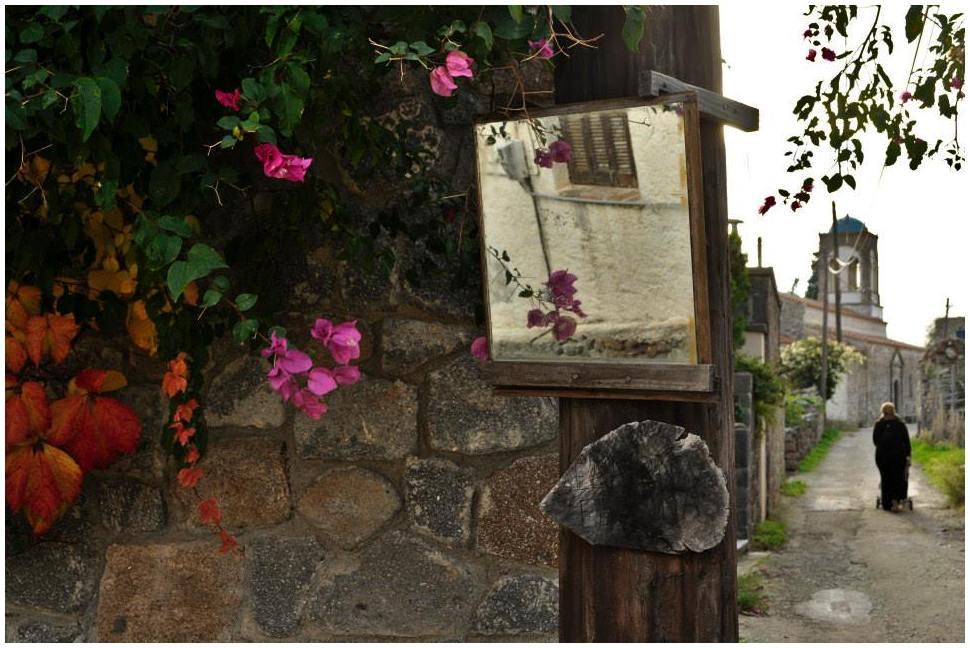 greece aegina summer