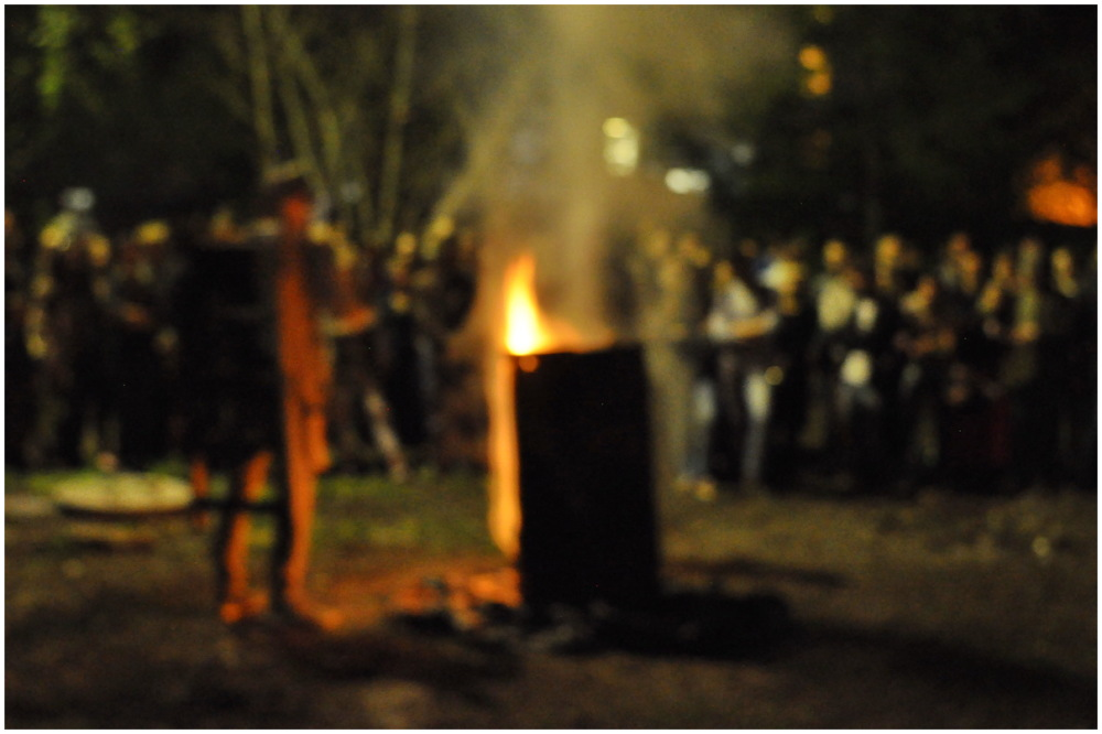 kharkiv artukraine universityofarts night fire ukr