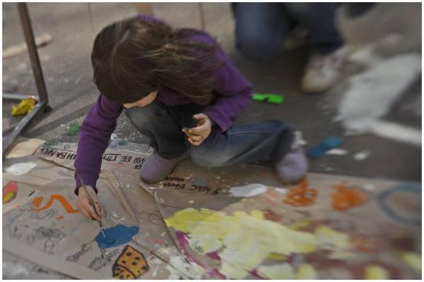 kharkiv ukraine children art festival street