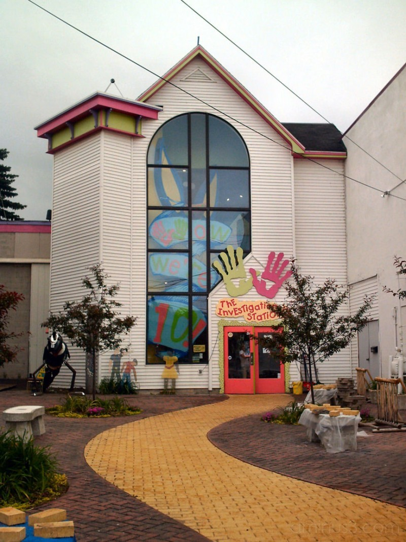 Upper Peninsula Children's Museum