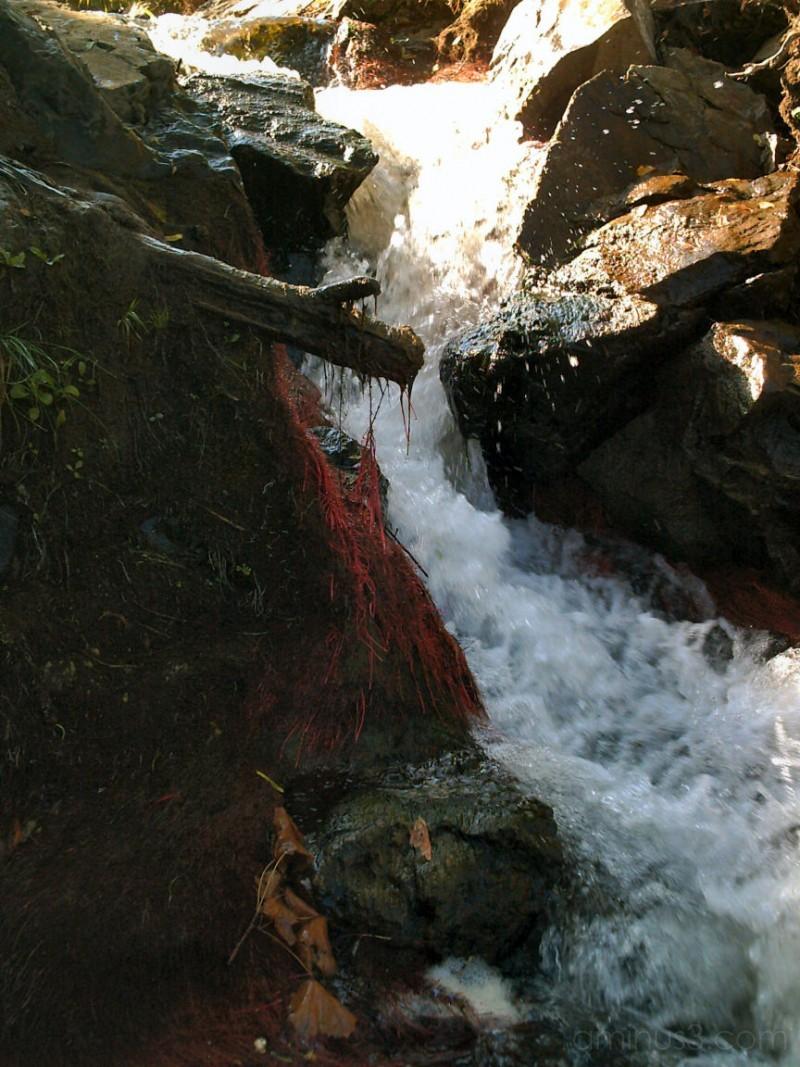 Orianna Creek Waterfall