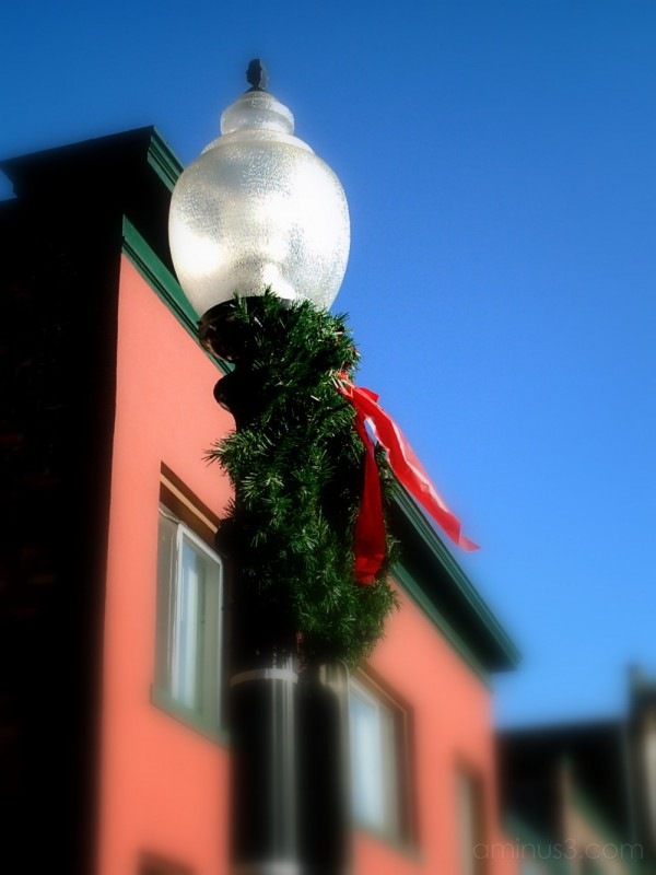 Season's Greetings from the City of Marquette