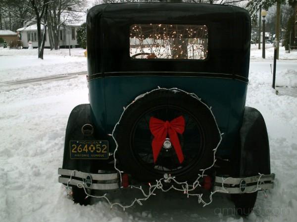 Christmas Ford