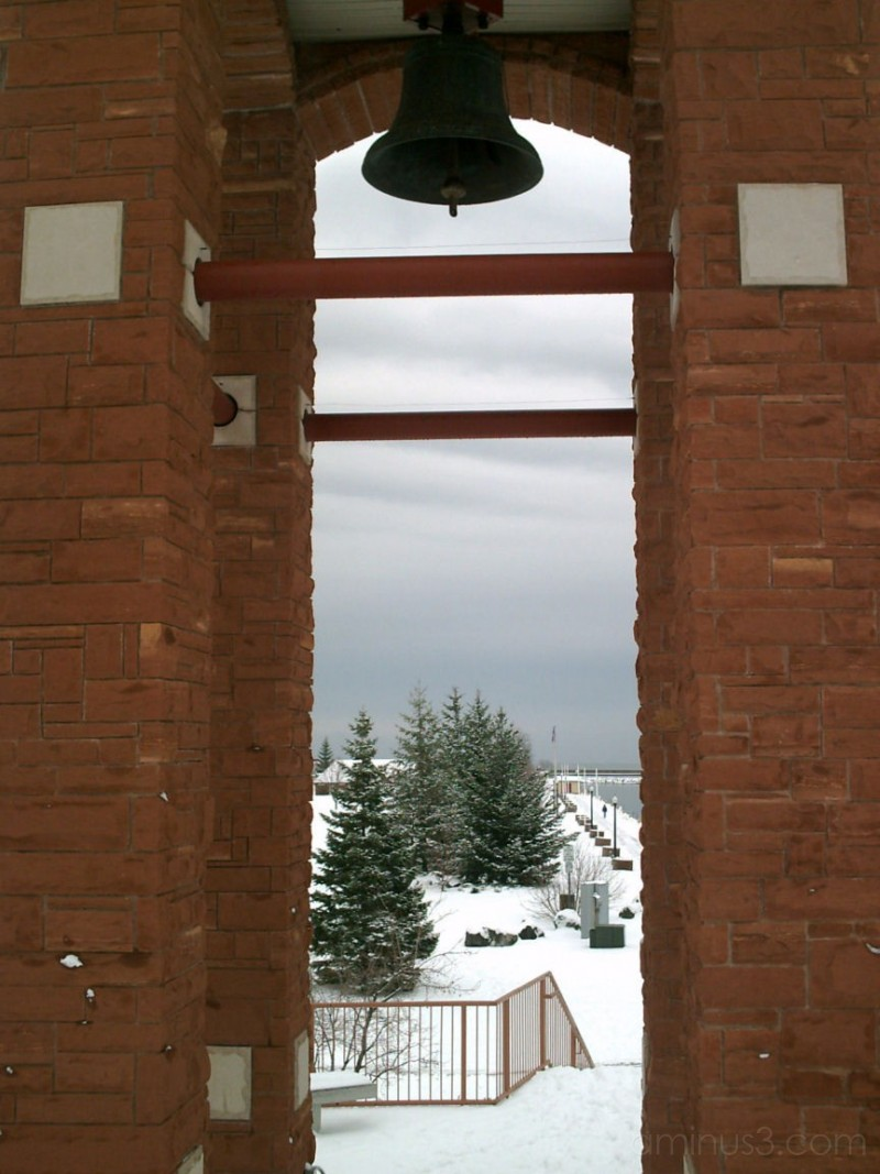 Through the Bell Tower