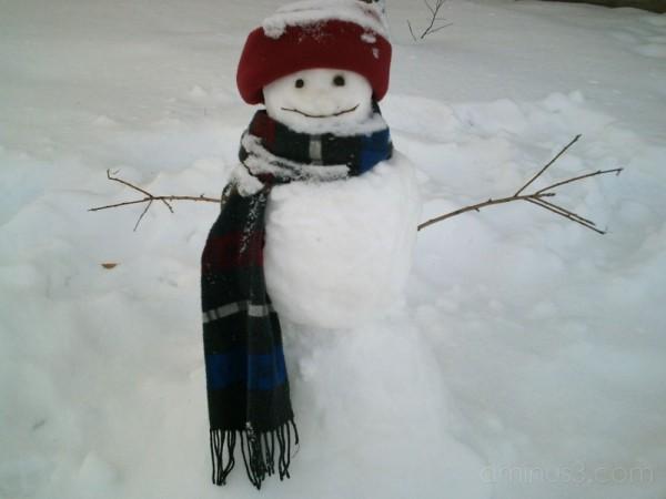 Happy Little Snowperson 2