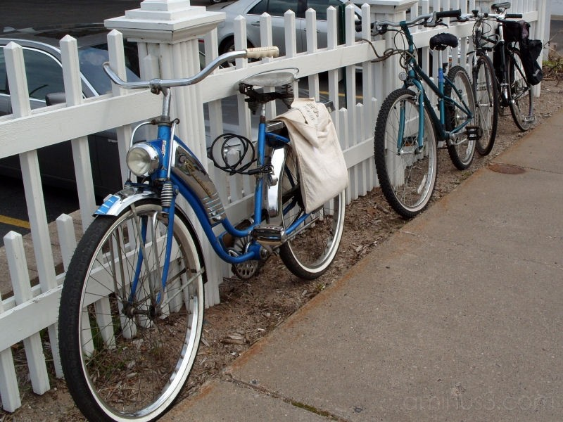 Tres Bicicletas