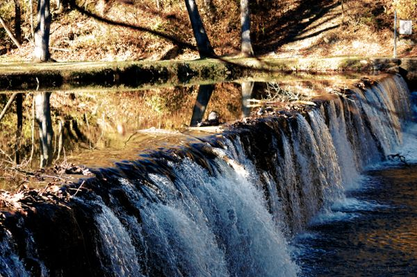 Antietam Creek Waterfall
