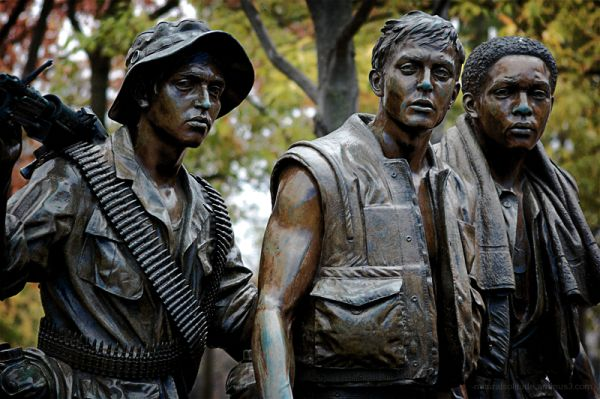 Bronzed Soldiers
