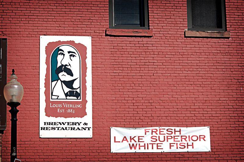 Fresh Lake Superior White Fish