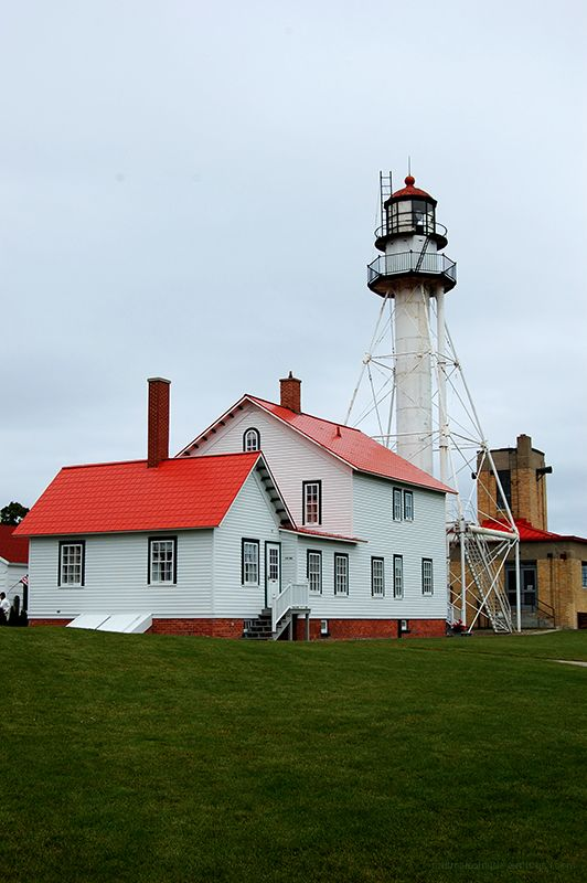 Whitefish Point Lighthouse (Again)