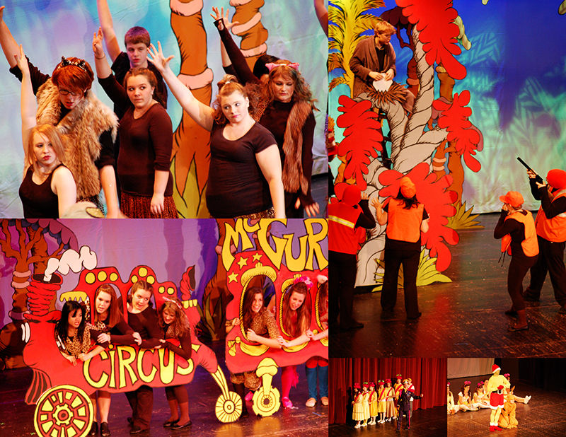 Seussical the Musical (1 of 2)