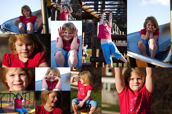 Ella at the Park