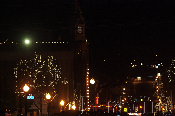 Downtown Marquette   Welcome to 2012