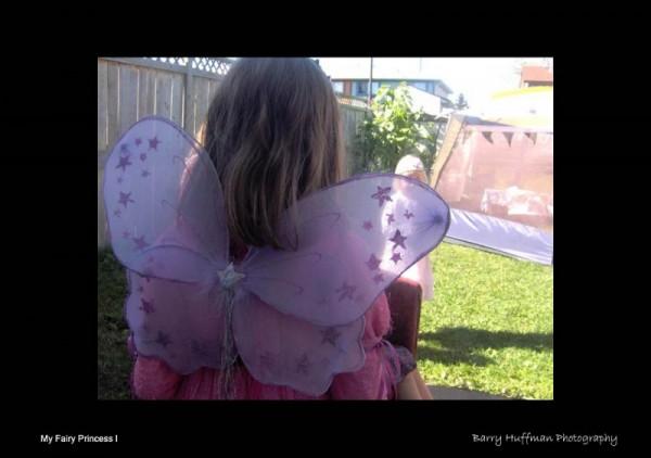My fairy Angel