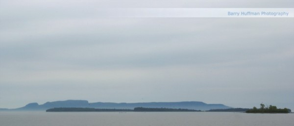 The Sleeping Giant - Canadian Wonder No ONE